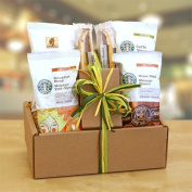 A Taste of Starbucks Coffee Gift Box