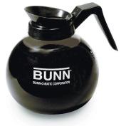 Bunn 12-cup Glass Coffee Decanter, Black