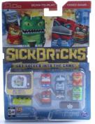 Sick Bricks - Sick Team, 5 Character Pack