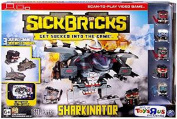 Sick Bricks Sharkinator Playset