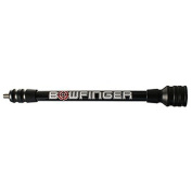 Bowfinger Ultimate Hunter Stabiliser, 15cm , Black