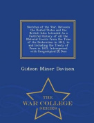 Sketches of the War, Between the United States and the British Isles