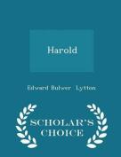 Harold - Scholar's Choice Edition
