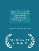 FM 101-10-1/1, Staff Officer's Field Manual
