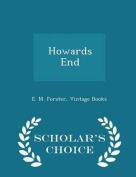 Howards End - Scholar's Choice Edition