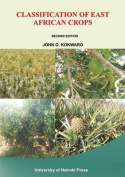 Classification of East African Crops. Second Edition