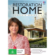 Restoration Home: Series 1-3 [Region 4]