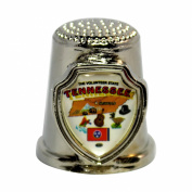 Souvenir Thimble - Tennessee