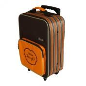 The Shrunks Bandit Mini Travel Luggage, Orange