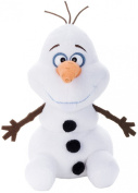 The Snow Queen and Disney Ana Olaf Stuffed Ss Sitting