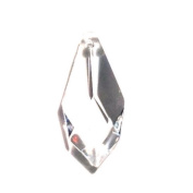 38mm Crystal Ice Drop Prisms #871-38
