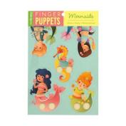 Mermaids Finger Puppets