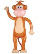 Bewild Inflatable Monkey Jumbo Party Accessory