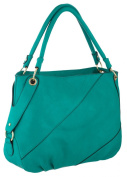 EyeCatch - Ladies Kinsley Faux Leather Womens HandBag