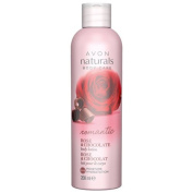 Avon Naturals Body Lotion, Rose and Chocolate 200 ml