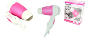 Mini Portable Hair Dryer Professional 1200W Foldable Handle