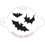 TAP Re-useable Face Paint Stencils - TAP026 Bats