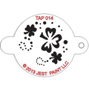 TAP Re-useable Face Paint Stencils - TAP014 Shamrock