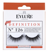 Eylure Strip Lashes Number 126, Definition