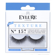 Eylure Strip Lashes Number 157, Texture