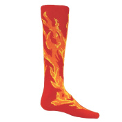 Red Lion Flame Performance Socks