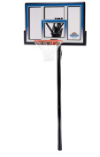 Lifetime In-Ground Fusion Backboard Action Grip Adjustable Basketball System, 120cm