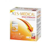 XLS Medical Max Strength Diet Pills for Weight Loss - Pack of 40