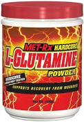 L-Glutamine Hardcore Powder 1000g MET-Rx, Anti-Catabolic, Immune System, Lean Muscle Cells, Amino Acid, Recovery