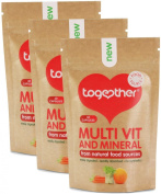 Together Multi Vitamins & Minerals 3 Pack Offer, 3 Months Supply