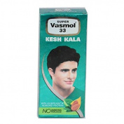 Super Vasmol 33 Kesh Kala With Almond Protein & Neem Extract Hair Care 50ml