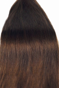 Mane Attraction UK 100%Remy Human Hair Full Head 8 pc Clip in Set 46cm Straight # 6