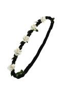 London Accessories Boutique Daisy Flower Head Elastic for Weddings, Festivals, Fancy Dress