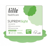 Lille - Supreme Light Shaped Pads - Super