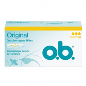 o.b. 0000005 Normal Tampons - 32-Piece
