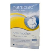 Natracare New Mother Maternity Pads 10'S Box