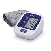 Automatic Omron M2 Basic Upper Arm Blood Pressure Monitor