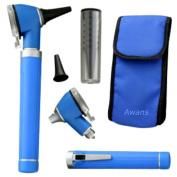 ENT Otoscope Compact Diagnostic, Blue . Awans®