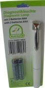 Medi-Inn Penlight / Diagnostic Exam Light Torch + 2 AAA Batteries