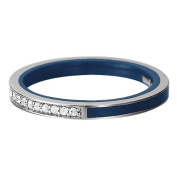 Esprit ESRG91939D Ring 925 Sterling Silver Ladies Zirconia Marin Silver Glam Blue Blue 17.8 mm Size 56