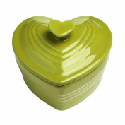 New Mini Lime Green Red Stoneware Casserole Baking Roasting Oven Cocotte Dish Pan Pot Roaster Cooking Cookware Dishes