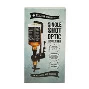Ardisle Single Shot Home Bar Optic Bottle Drink Dispenser Holder Shelf or Wall Mounting