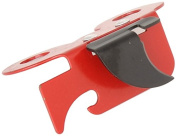 Fackelmann 00888 Professional Can Opener 2 in 1 Red