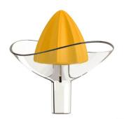 Creative Mini Multifunctional Manual Fruit Juicer Lemon Squeezer YELLOW