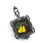 10.2cm Pears Trivet