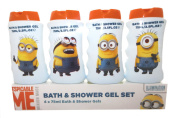 Despicable Me Minion Made Bath & Shower Gel Set