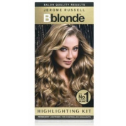 Bblonde Permanent Highlighting Kit Permanent Lightener For Controlled Hhighlight Pack Of 1
