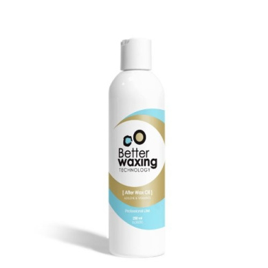 Better Waxing 250ml After Wax Oil with Azulene and Vitamins