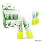 24 LIP BALMS ALOE VERA & VITAMIN E FULL SIZE