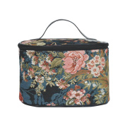 Signare Womens Toiletry Case Travel Wash Bag Make-Up Case Cosmetic Bag, Available in 8 Designs