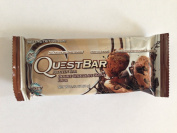 Quest Nutrition, Protein Bar, Double Chocolate Chunk, 60ml 60 g